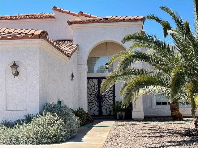415 Opal Drive, Henderson, NV 89015 (MLS #2291880) :: Signature Real Estate Group