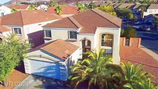 657 Tyler Ridge Avenue, Henderson, NV 89012 (MLS #2294432) :: Signature Real Estate Group