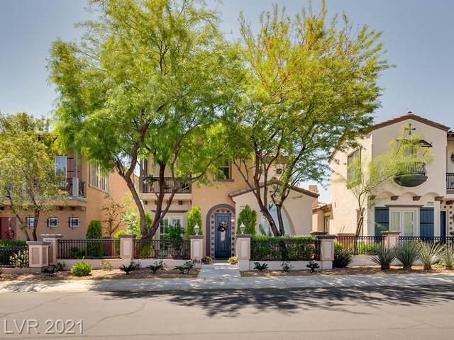 7721 Blue Meadow Avenue, Las Vegas, NV 89178 (MLS #2295622) :: Jack Greenberg Group
