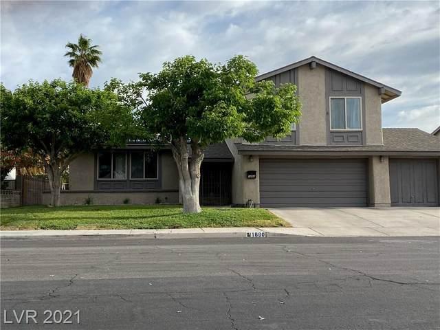 1890 Casey Drive, Las Vegas, NV 89119 (MLS #2298212) :: Signature Real Estate Group