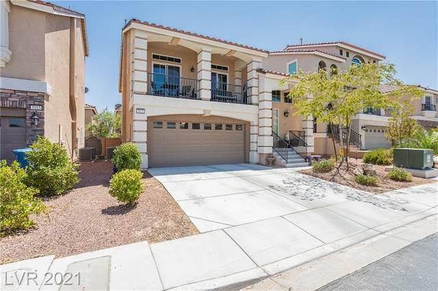 5925 Montana Peak Avenue, Las Vegas, NV 89139 (MLS #2300508) :: The Chris Binney Group | eXp Realty