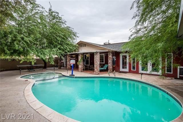 3075 Greenbriar Drive, Las Vegas, NV 89121 (MLS #2308431) :: Signature Real Estate Group
