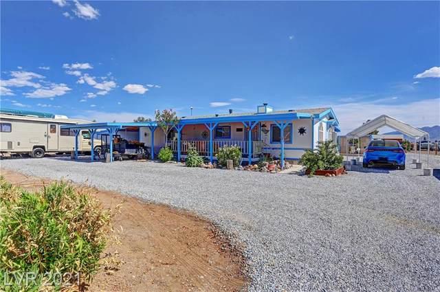 2701 W Prospector Lane, Pahrump, NV 89048 (MLS #2308739) :: The Chris Binney Group | eXp Realty