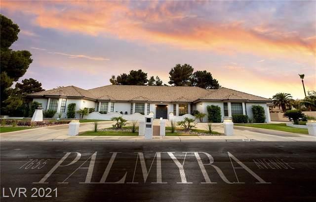 7655 Palmyra Avenue, Las Vegas, NV 89117 (MLS #2308846) :: Lindstrom Radcliffe Group