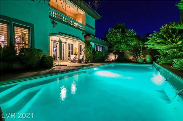 444 Pinnacle Heights Lane, Las Vegas, NV 89144 (MLS #2311989) :: DT Real Estate