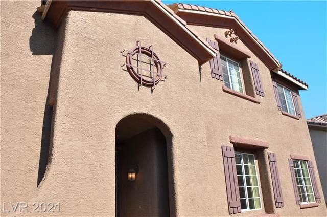 4039 Sparrow Rock Street, Las Vegas, NV 89129 (MLS #2312284) :: Custom Fit Real Estate Group