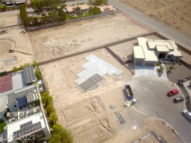 269 Doobie Avenue, Las Vegas, NV 89183 (MLS #2315854) :: Lindstrom Radcliffe Group