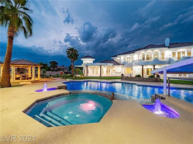 2021 S Valadez Street, Las Vegas, NV 89117 (MLS #2319350) :: Signature Real Estate Group