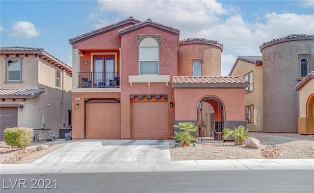 107 Honors Course Drive, Las Vegas, NV 89148 (MLS #2323199) :: Signature Real Estate Group