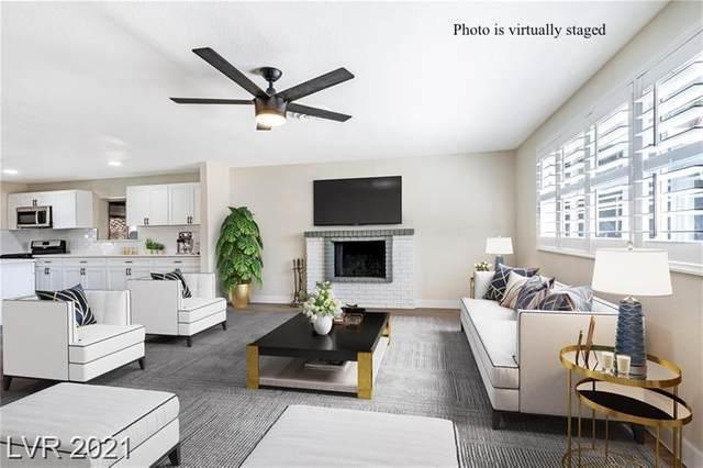 2108 Buckboard Lane, Las Vegas, NV 89123 (MLS #2325077) :: Lindstrom Radcliffe Group