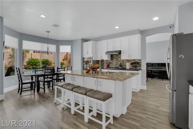 10916 Cliff Swallow Avenue, Las Vegas, NV 89144 (MLS #2325281) :: Keller Williams Realty