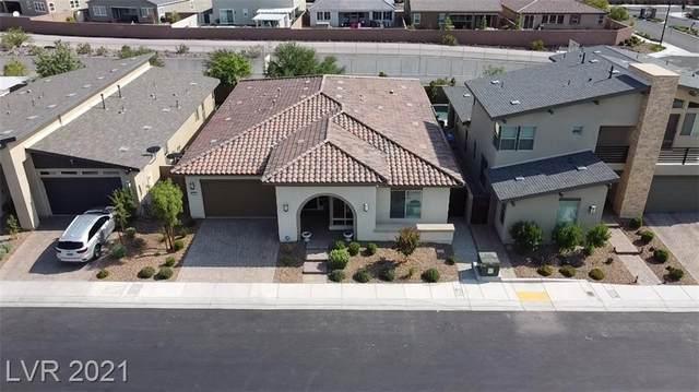 2985 Barrett Springs Avenue, Henderson, NV 89044 (MLS #2325343) :: The Chris Binney Group | eXp Realty