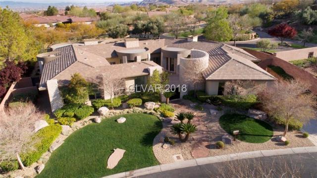 37 Promontory Ridge, Las Vegas, NV 89135 (MLS #1981040) :: The Snyder Group at Keller Williams Realty Las Vegas