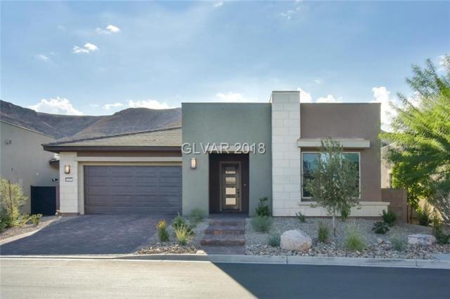 6009 Silvalde, Las Vegas, NV 89135 (MLS #2042073) :: Vestuto Realty Group