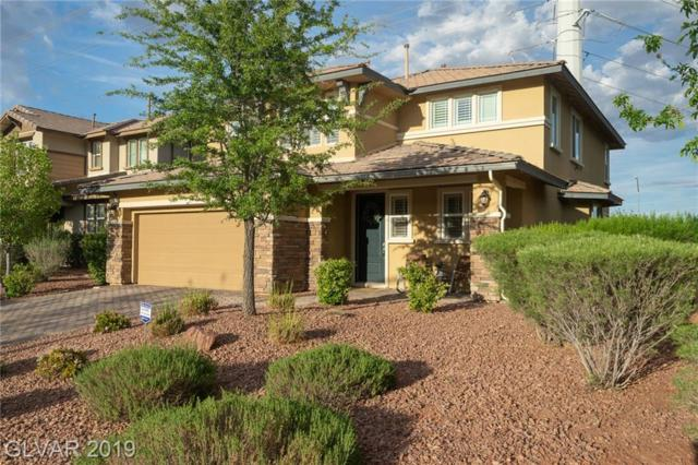 5682 Escamilla, Las Vegas, NV 89135 (MLS #2093920) :: The Snyder Group at Keller Williams Marketplace One