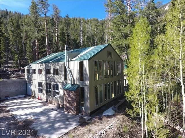 1 Deer Creek, Mount Charleston, NV 89124 (MLS #2101281) :: The Chris Binney Group | eXp Realty