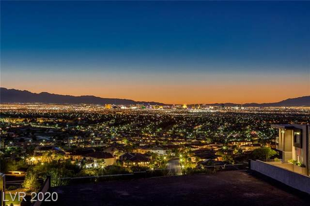 5 Talus Court, Henderson, NV 89012 (MLS #2118364) :: The Lindstrom Group
