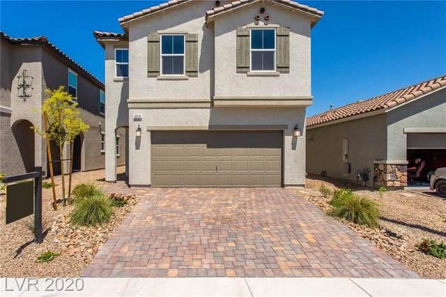 6618 Blue Ember Avenue, Las Vegas, NV 89130 (MLS #2154210) :: Vestuto Realty Group