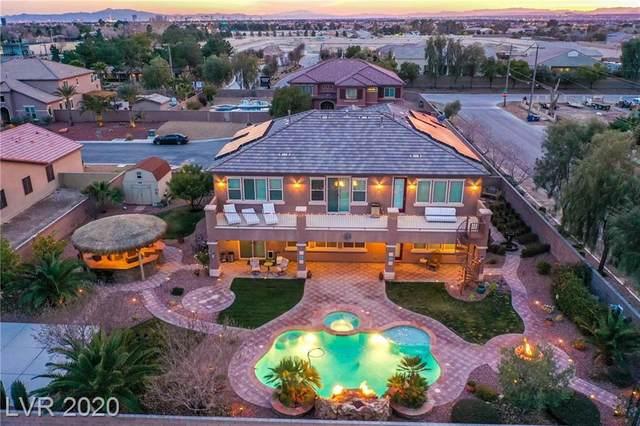 6196 Twilight Cove Circle, Las Vegas, NV 89131 (MLS #2158282) :: Performance Realty