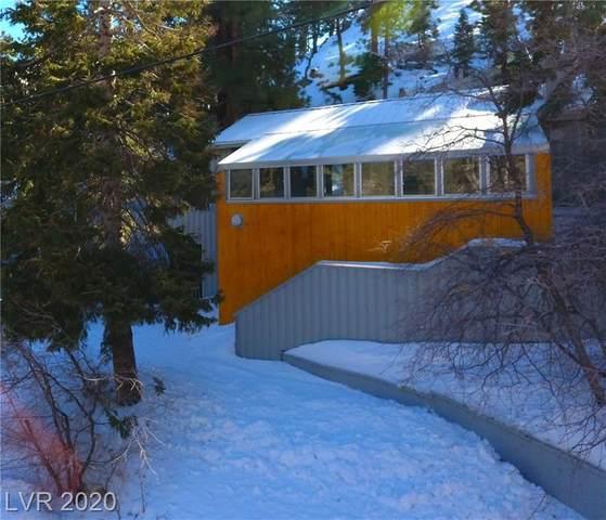 354 Alpine Way, Mount Charleston, NV 89124 (MLS #2158939) :: Signature Real Estate Group