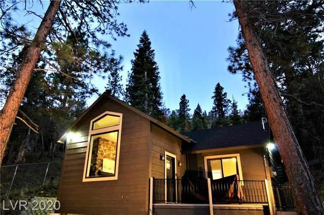 4055 Mont Blanc Way, Mount Charleston, NV 89124 (MLS #2160330) :: Signature Real Estate Group