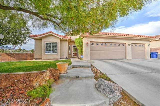 1101 Endora Way, Boulder City, NV 89005 (MLS #2163147) :: Vestuto Realty Group