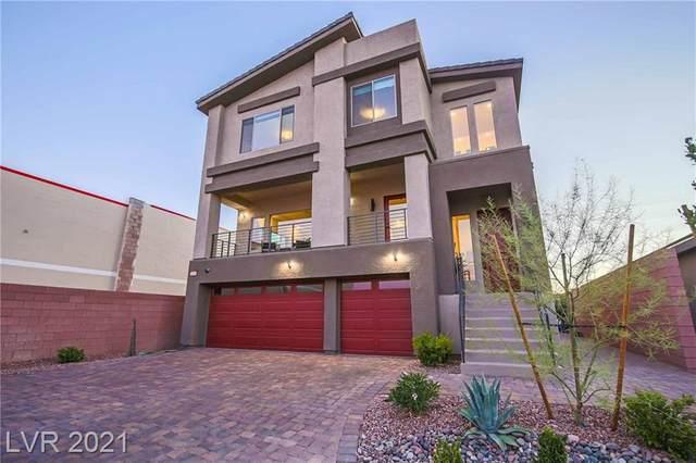 9045 Knots Estate, Las Vegas, NV 89139 (MLS #2203124) :: Lindstrom Radcliffe Group