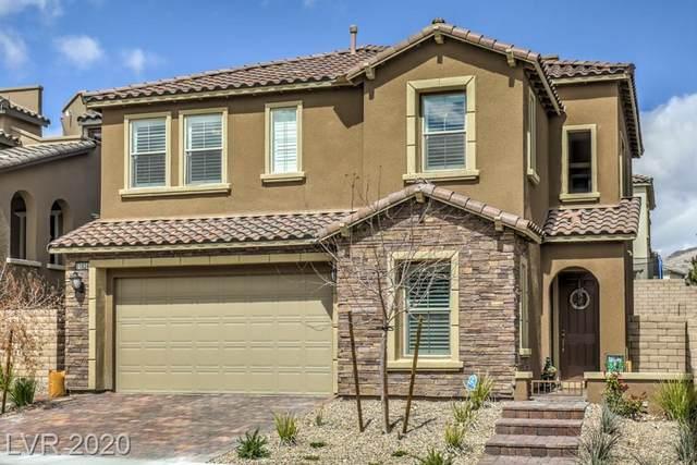 11824 Barona Mesa Street, Las Vegas, NV 89138 (MLS #2210051) :: Helen Riley Group   Simply Vegas