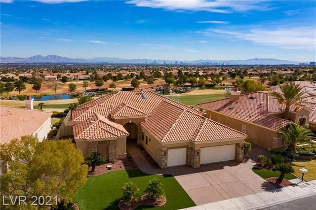 2816 Vista Butte Drive, Las Vegas, NV 89134 (MLS #2265539) :: The Mark Wiley Group   Keller Williams Realty SW
