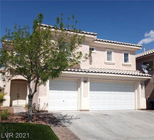 8894 W Katie Avenue, Las Vegas, NV 89147 (MLS #2266657) :: Jeffrey Sabel