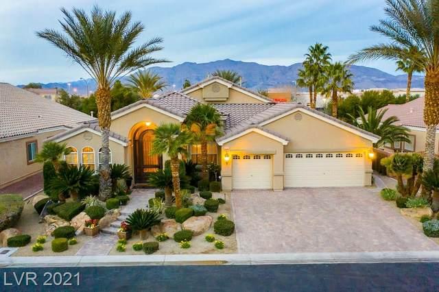 2712 Tanagrine Drive, North Las Vegas, NV 89084 (MLS #2268400) :: Vestuto Realty Group