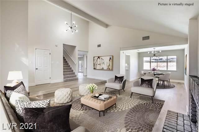 334 Esquina Drive, Henderson, NV 89014 (MLS #2270110) :: Signature Real Estate Group
