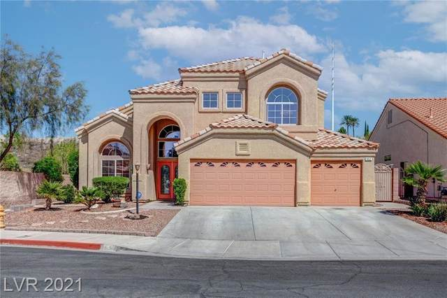 852 Roanhorse Lane, Henderson, NV 89052 (MLS #2285078) :: Signature Real Estate Group