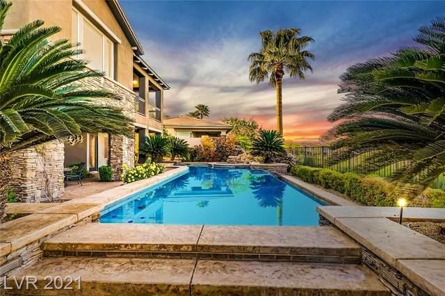 11702 Glowing Sunset Lane, Las Vegas, NV 89135 (MLS #2288632) :: Jeffrey Sabel