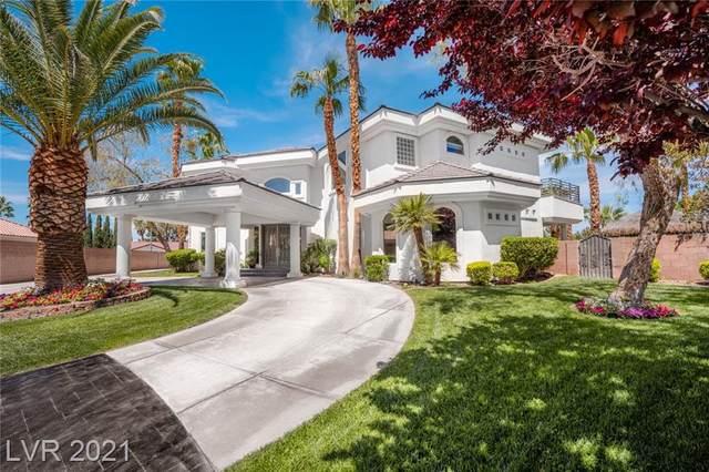2000 Bogart Court, Las Vegas, NV 89117 (MLS #2293240) :: Galindo Group Real Estate