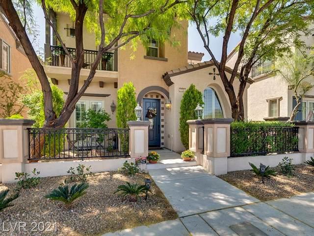 7721 Blue Meadow Avenue, Las Vegas, NV 89178 (MLS #2295622) :: Team Michele Dugan