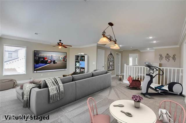 757 Wigan Pier Drive, Henderson, NV 89002 (MLS #2305363) :: Keller Williams Realty