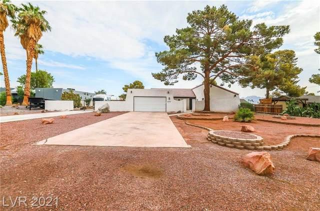 4558 Carol Circle, Las Vegas, NV 89120 (MLS #2308241) :: Custom Fit Real Estate Group