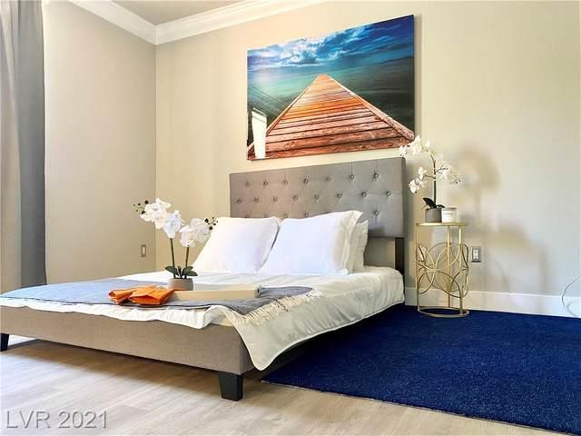 260 E Flamingo Road #132, Las Vegas, NV 89169 (MLS #2312940) :: Jeffrey Sabel