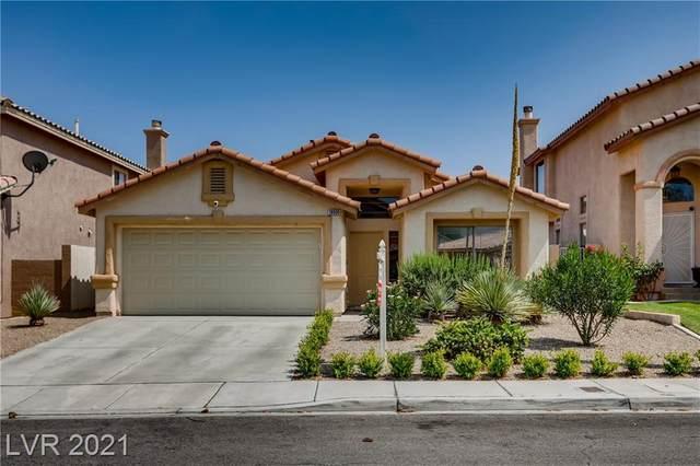 10505 Horseshoe Falls Court, Las Vegas, NV 89144 (MLS #2315680) :: Lindstrom Radcliffe Group
