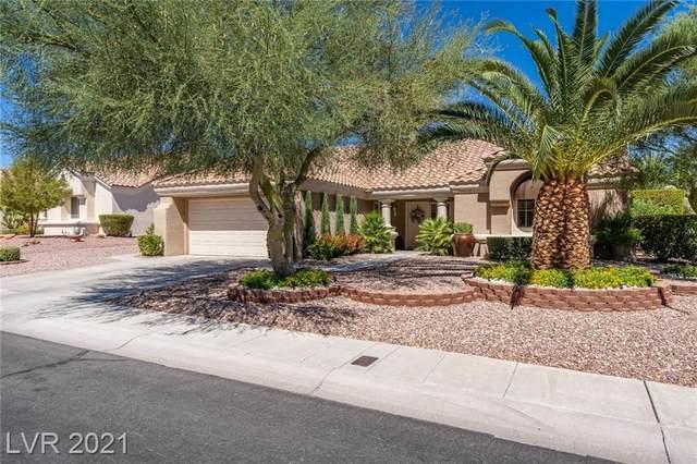 9408 Grand Mesa Drive, Las Vegas, NV 89134 (MLS #2332099) :: Galindo Group Real Estate