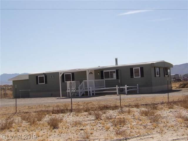 1123 Utah Avenue, Sandy Valley, NV 89019 (MLS #2035281) :: Hebert Group | Realty One Group