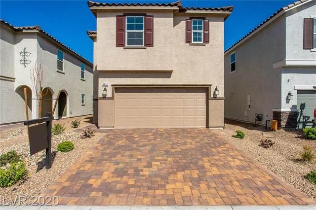 9668 Langden Brook Street, Las Vegas, NV 89178 (MLS #2121095) :: Signature Real Estate Group