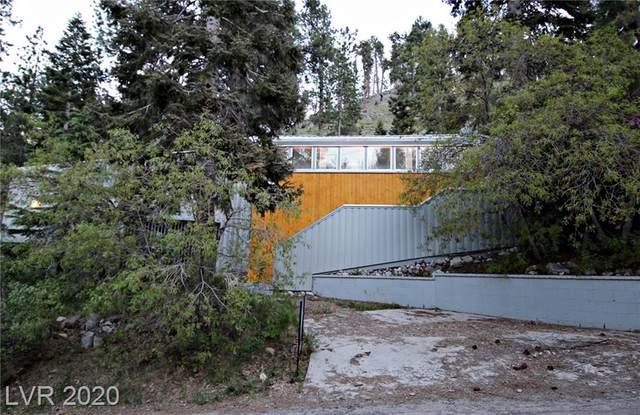 354 Alpine Way, Mount Charleston, NV 89124 (MLS #2158939) :: ERA Brokers Consolidated / Sherman Group