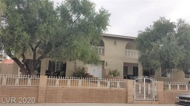 876 Fairway Drive, Boulder City, NV 89005 (MLS #2207002) :: Signature Real Estate Group