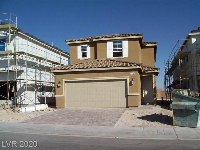 8344 Carmentis Avenue, Las Vegas, NV 89178 (MLS #2222053) :: Hebert Group | Realty One Group