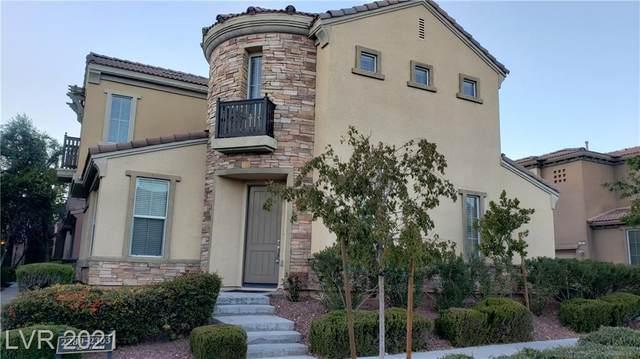 2289 Malaga Peak Street, Las Vegas, NV 89135 (MLS #2232943) :: The Lindstrom Group