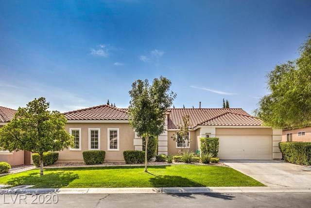 9939 Masterpiece Drive, Las Vegas, NV 89148 (MLS #2234765) :: The Lindstrom Group