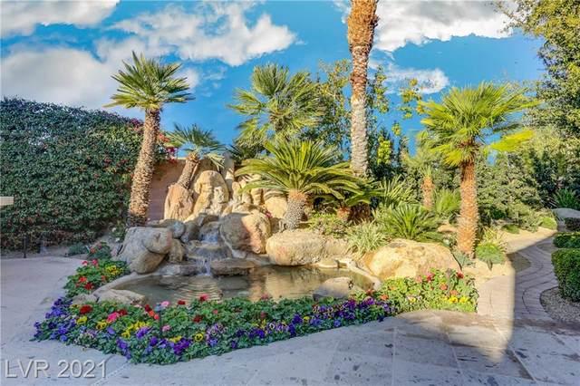 2712 Tanagrine Drive, North Las Vegas, NV 89084 (MLS #2268400) :: Kypreos Team