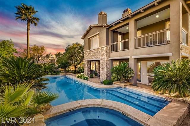 11702 Glowing Sunset Lane, Las Vegas, NV 89135 (MLS #2288632) :: Galindo Group Real Estate
